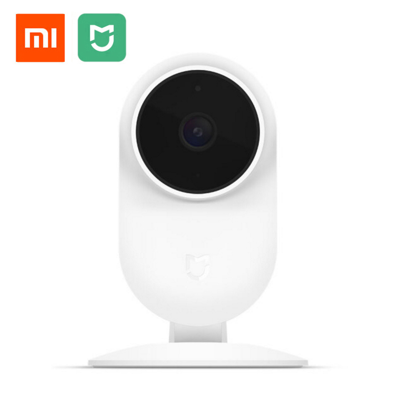 2018 New Original Xiaomi Mijia Smart IP Camera 1080P 2.4G Wifi Wireless 130 Wide Angle Night Vision Two-way Voice Communication