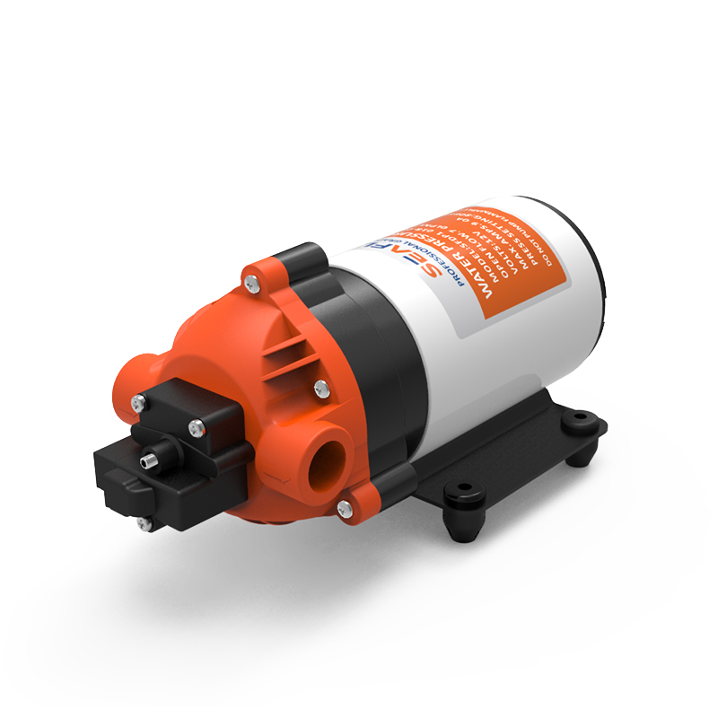 Marine Water Diaphragm Pump SEAFLO 80PSI 1.8 GPM 12v Sprayer Pump for Agricultural Industrial