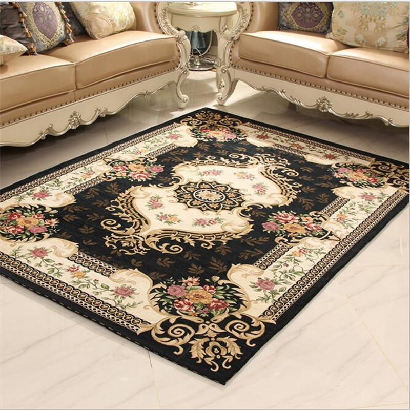 300X400cm European Style Delicate Large Carpets For Living Room Bedroom Study Room Kid Room Rug Soft  Carpet For Home Floor Area