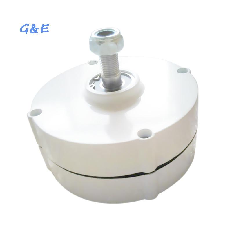 Petit générateur à courant alternatif 100 W PM générateur alternateur à aimant permanent à bas régime