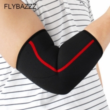 FLYBAZZZ Sports Elbow pad Safety Guard Running Basketball Elbow Support Protector Male Female Arm Guards Bracers Elbow Kneepads защита локтей nidecker jump elbow guards