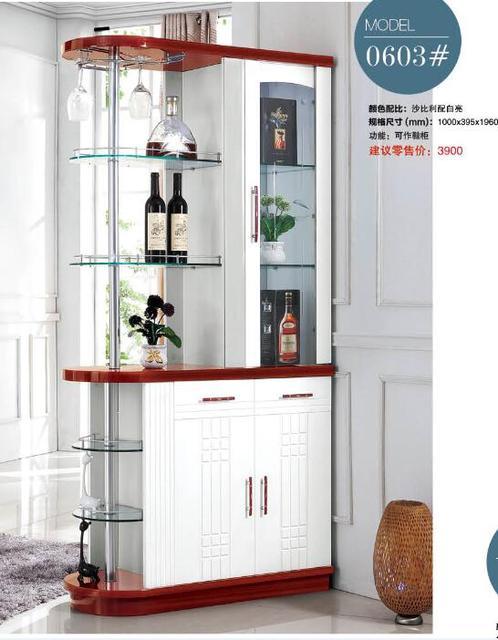 0603 # mobili soggiorno armadietto del vino display vetrina di ...