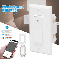Smart Switch WiFi Mobile Phone Remote Control In Wall Installation for Home Light SGA998