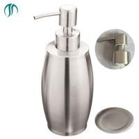 Modun Stainless Steel Hand Soap Dispenser Pump Bottle Liquid Dispenser Bathroom Dispensador Zeepdispenser Detergent Dispenser