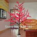 Top quality-1.8M 756 leds luzes da árvore de natal levaram as árvores artificiais para a decoração do jardim