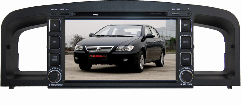 High quality Factory Wholesale Lifan 630 car dvd playere