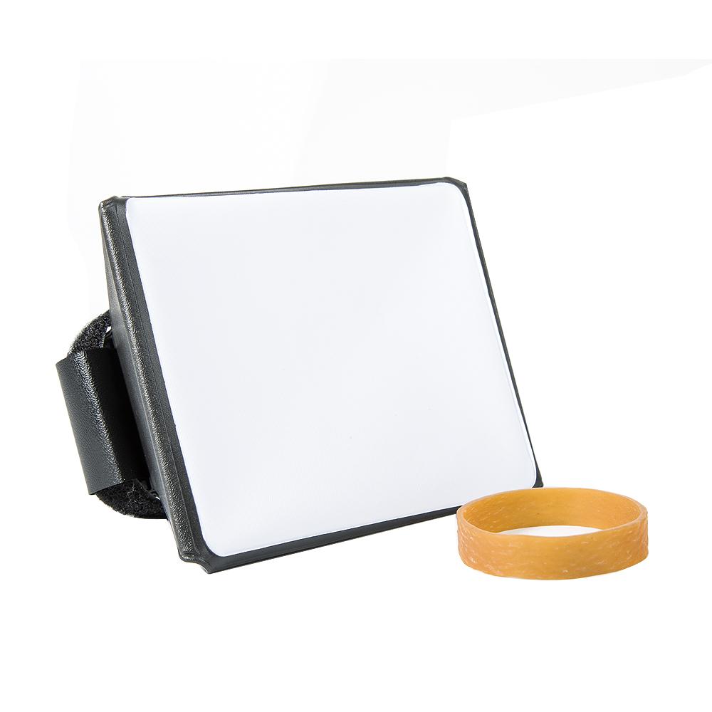 Universal Mini Camera Flash Diffuser Softbox (1)