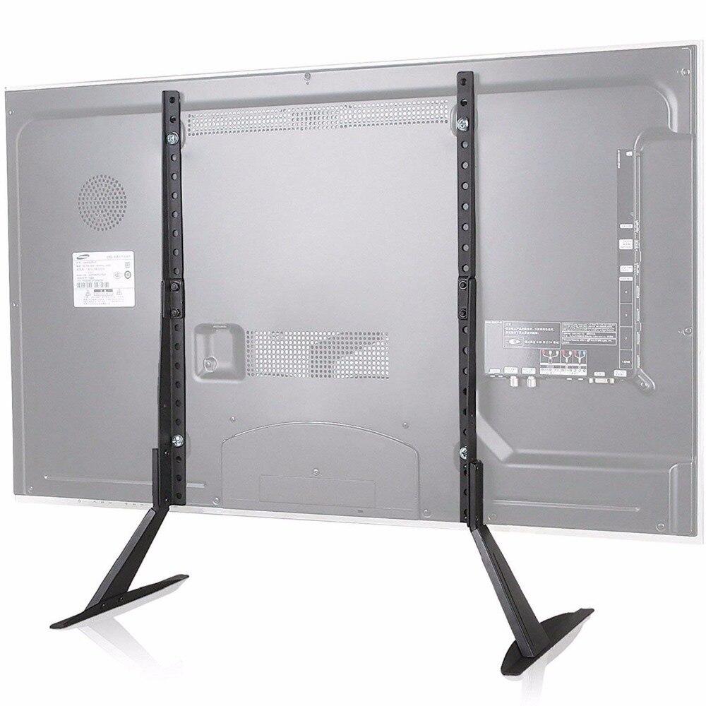 Porta Tv Lcd Da Muro.Universale Tv Supporto Da Tavolo Porta Tv Supporti Tv Da Muro E
