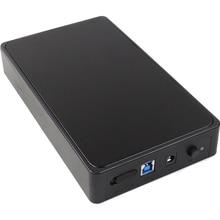 Noyokere seatay USB 3.0 внешний 3.5 «дюймов жесткого диска SATA SSD жесткий диск (HDD Портативный случае HD625 ЕС Питание