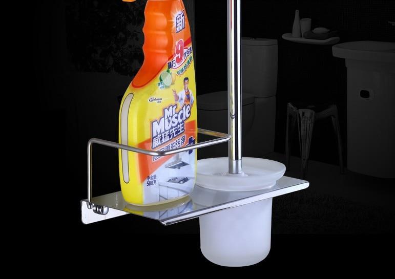 304 furça tualeti çeliku të pandryshkshëm, Multi-funksion, rafte - Magazinimi dhe organizimi në shtëpi