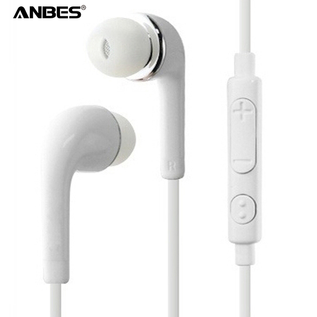 Stereo Earphones Earbuds Stereo Music Earphone With Mic For Samsung Xiaomi 6 Huawei 9 HTC Sony Wired Headphone Sport Headset