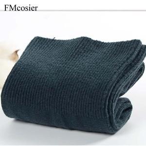 Image 5 - 6 pares primavera dos homens meias de algodão alta qualidade lote solto sólida meia 100 confortável respirável homem meia sokken preto branco cinza