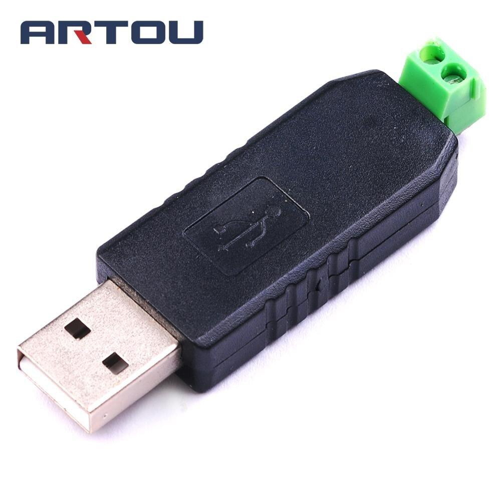 5PCS CH340 USB à RS485 485 Adaptateur Convertisseur Module Pour Win7//Linux//XP//Vista