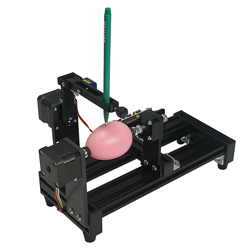 Montiert LY große größe eggdraw eggbot Ei-zeichnung roboter maschine Kugeln zeichnung maschine zeichnung auf ei und ball für bildung
