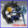 MODEL FANS Saint seiya Gundam Soul EFFECT rock burst / blast / shock crack platform scene effects pieces of genuine Toy Figures
