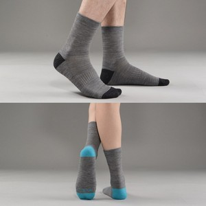 Image 3 - 3 Pairs Hight Quality Australia Merino Wool thick Socks for Men and Women Winter Casual Warm Crew Socks
