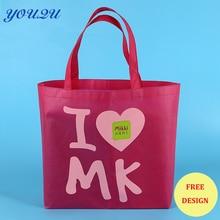 non woven shopping bag+escrow accept