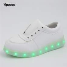 7ipupas Basket Colorful Luminous Led Shoes Unisex Adult Homme Femme Lumineuse Schoenen Light Up Chaussures Men Casual Led Shoes