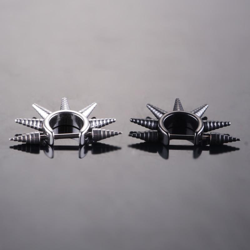Spike σκουλαρίκια δροσερό αυτί stud από - Κοσμήματα μόδας - Φωτογραφία 6