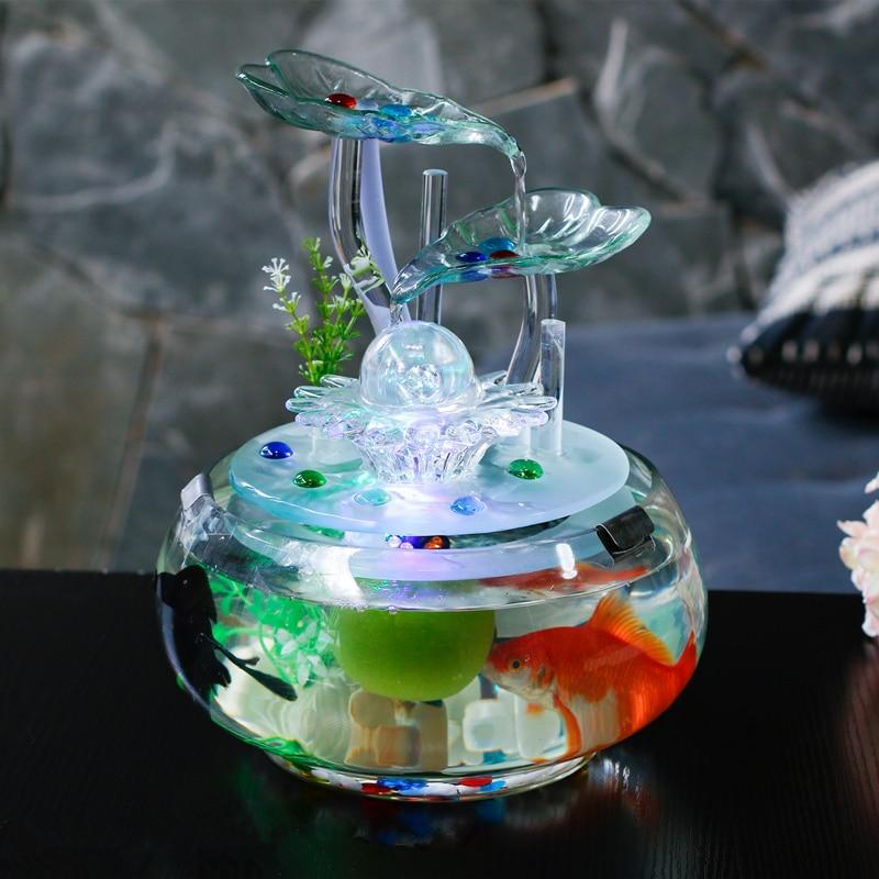 Home Furnishing Decorative Ornaments Desktop Water