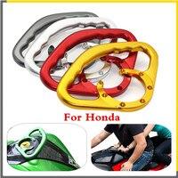 Motorcycle Passenger Handle For Honda CB600f CB600 CB900 CBR 600RR 1000R 1000RR 2008 2013 2014 2017 Safety Tank Handle CNC