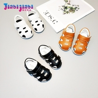 0 2T Summer Babies Baby Girl Boy Princess Genuine Leather Shoes Infant Anti Slip Moccasins Newborn