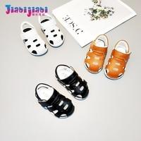 0 2T Summer Babies Baby Girl Boy Princess Genuine Leather Shoes Infant Anti Slip Moccasins Newborn