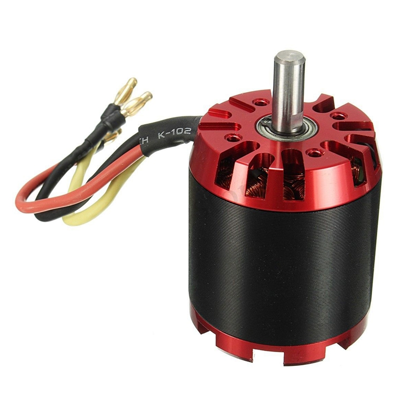DIY 270KV N5065 5065 <font><b>electric</b></font> <font><b>scooter</b></font> brushless <font><b>motor</b></font> four <font><b>wheel</b></font> <font><b>scooter</b></font> pulley <font><b>motor</b></font> RC <font><b>motor</b></font> image