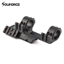 spirit level for 25mm rifle scope mount rings sights New Tactical Scope Mount Rings with Spirit Bubble Level and Compass Hunting Rifle Mount Fit 20mm Weaver Picatinny Rail