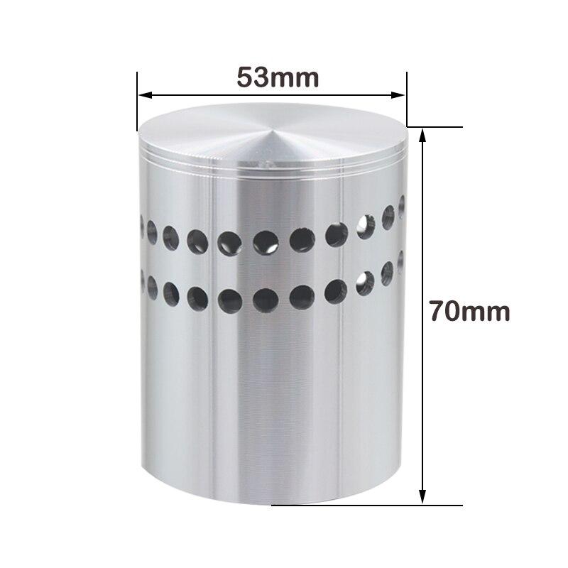 Lâmpadas de Parede 3 w alumínio luz de Marca : Hagood