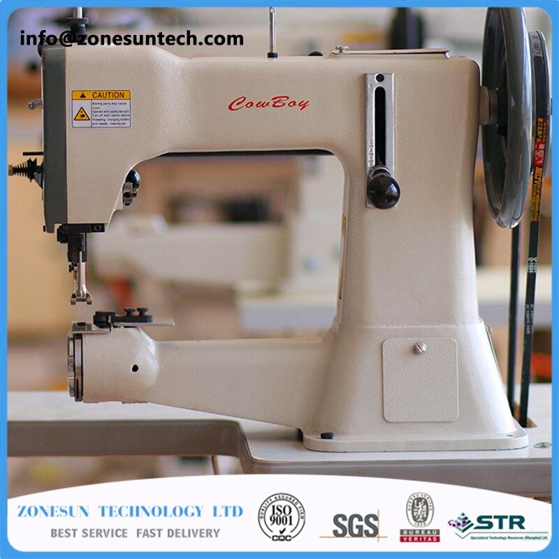 CB3200 harnais cuir lourd Machine à coudre pour selle et harnais sac fourre-tout et chaussures accessoires de couture spéciaux 220 V
