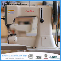 CB3200 harness leather Heavy Leather Sewing Machine for Saddle and Harness tote bag and shoes special sewing Accessories 220V