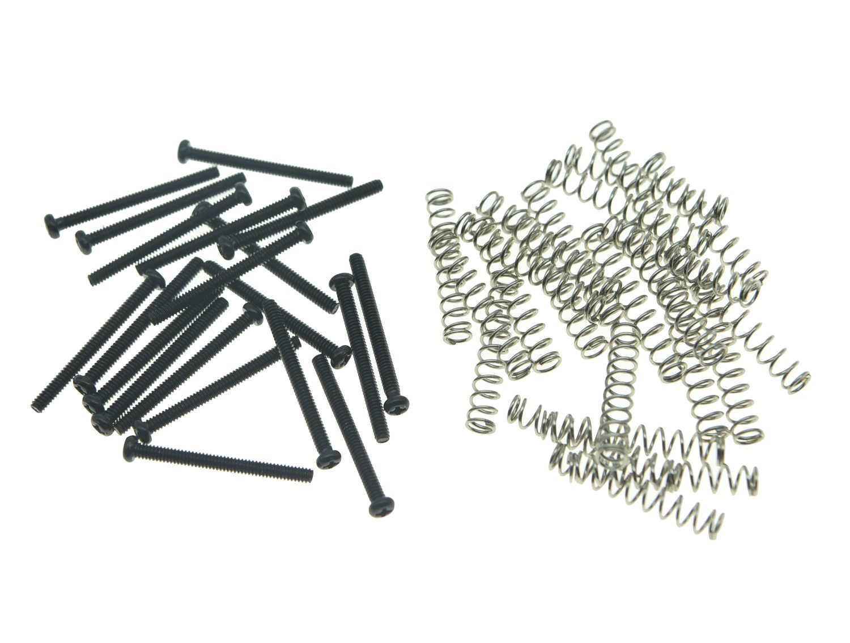 Tornillo de altura de recogida de Humbucker Dopro 20 piezas en EE. UU.