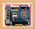 Envío gratis! el nuevo G41 placa base 771 de la aguja puede ser otro opcional CPU 5405 5410 5335 5345 etc
