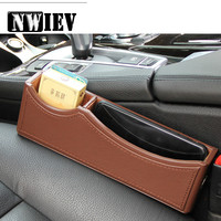 NWIEV Multifunction Car Seat Pocket Organizer For Mazda 3 6 CX 5 Jeep Ford Focus 2 3 Peugeot 307 206 VW Polo Golf 4 5 7 Touran