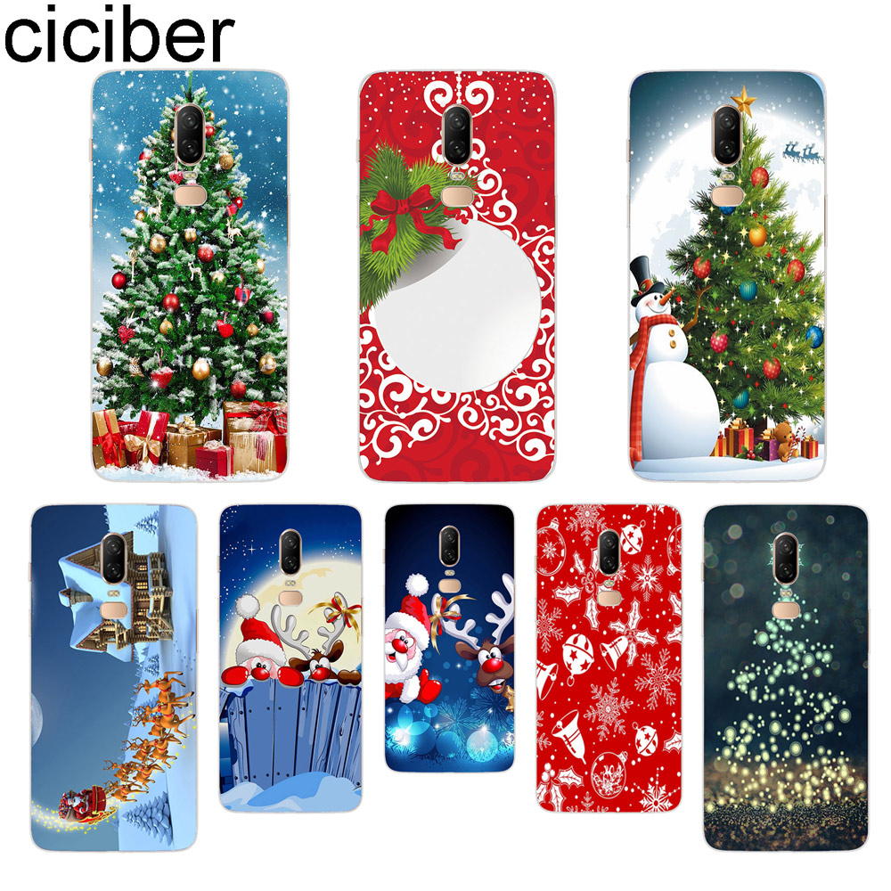 ciciber Christmas Deer Phone Case For font b Oneplus b font font b 7 b font