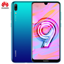 Global Firmware Huawei enjoy 9 Huawei Y7 Pro 2019 MobilePhone 6.26 inch Snapdragon 450 Octa Core Android 8.1 Face Unlock 4000mAh