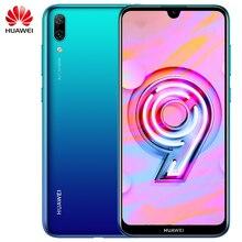 Microprogramme mondial Huawei profiter 9 Huawei Y7 Pro 2019 téléphone portable 6.26 pouces Snapdragon 450 Octa Core Android 8.1 déverrouillage du visage 4000mAh