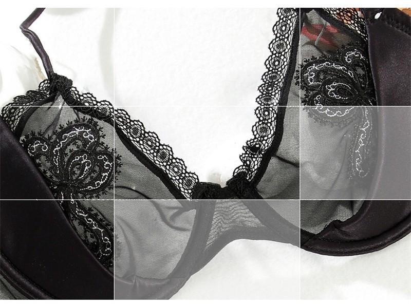 d08ce3a1a06d Varsbaby Nuevo ultra delgado transpirable encantador Halter sujetador  conjuntos de lencería sexy para las mujeres en Sujetador y Juegos Breve de  Ropa ...