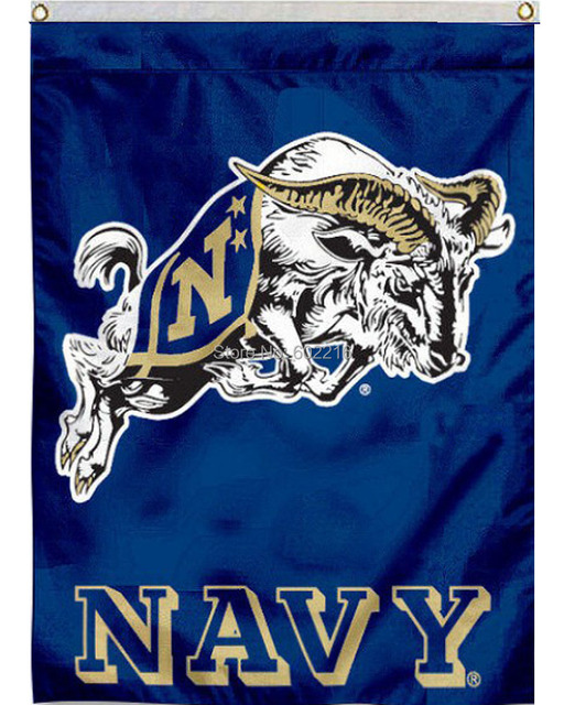 721af0c918c Naval Academy Midshipmen House College Large Outdoor Flag 3ft x 5ft  Football Hockey College USA Flag
