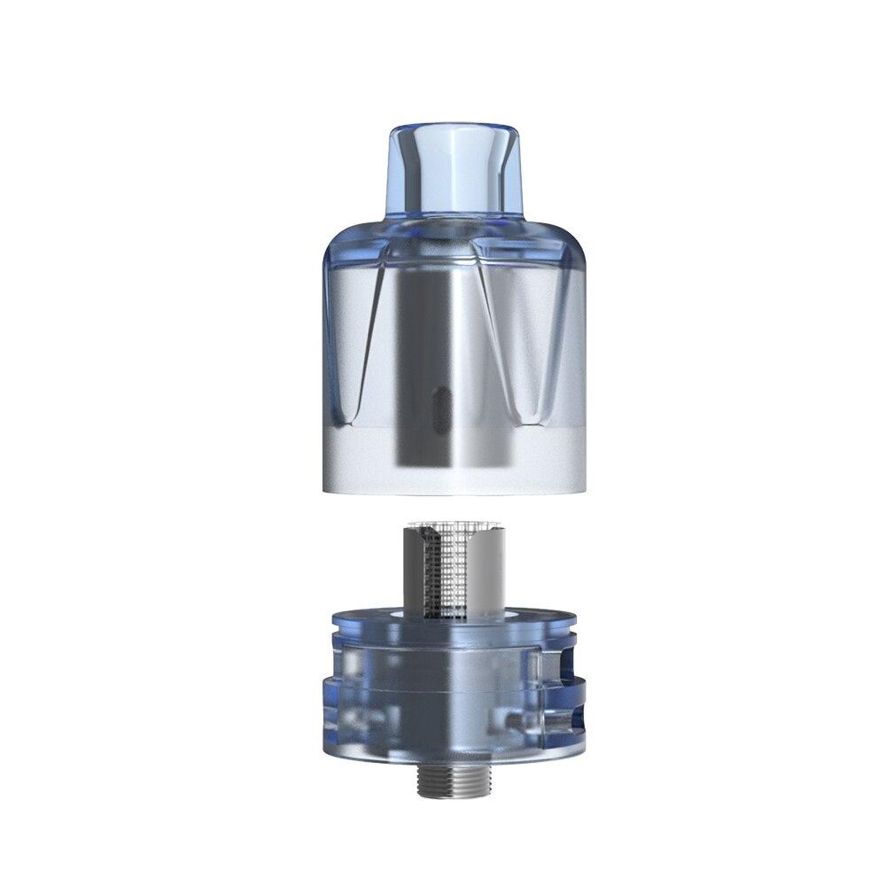 3pcs Vapemons Turbo Mesh Vape Tank 4ml 510 Thread 0.15ohm Mesh Coil Disposable Vaporizer Electronic Cigarette MTL Atomizer
