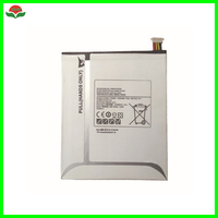 ISUN 2pcs Lot Original Replacement Battery EB BT355ABE For Samsung GALAXY Tab A 8 0 T355C