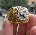 Free Shipping high quality Pittsburgh Penguins Hockey 1992 Stanley Cup championship ring men ring solid souvenir
