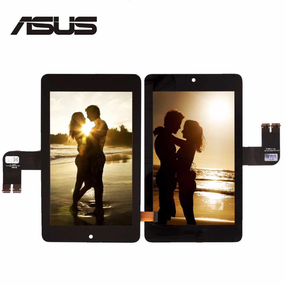 7 For Asus MemoPad HD7 ME173 ME173X K00B LCD Display Touch Digitizer Full Assembly Free Shipping