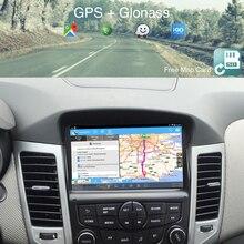 راديو سيارة 1 din نظام أندرويد 9.0 نظام تحديد المواقع نافي لسيارة شيفروليه كروز للوسائط المتعددة 2009 2010 2011 2012 وحدة رأس ستيريو للسيارة MP4