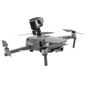 Image 1 - Kamera Füllen Licht Montage Halterung Expansion Kit mit Schraube Basis Halter Halterung für Mavic Pro Drone Zubehör