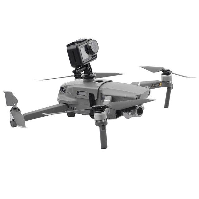 Kamera Füllen Licht Montage Halterung Expansion Kit mit Schraube Basis Halter Halterung für Mavic Pro Drone Zubehör