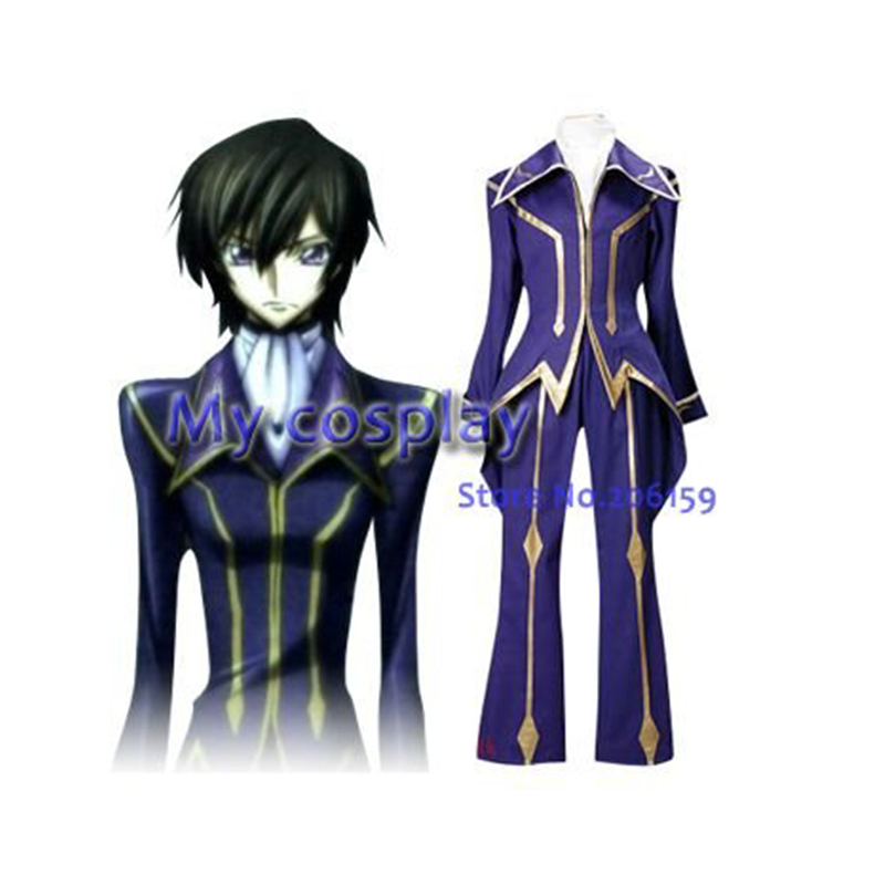 fashion anime code geass cosplay clothing code geass cosplay lelouch of the rebellion zero women. Black Bedroom Furniture Sets. Home Design Ideas