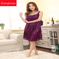 Classic Night Robe Womens Sleepwear With Sling New Style Mesh Nighties Sexy Lingeries Sexy Sleeping Wear
