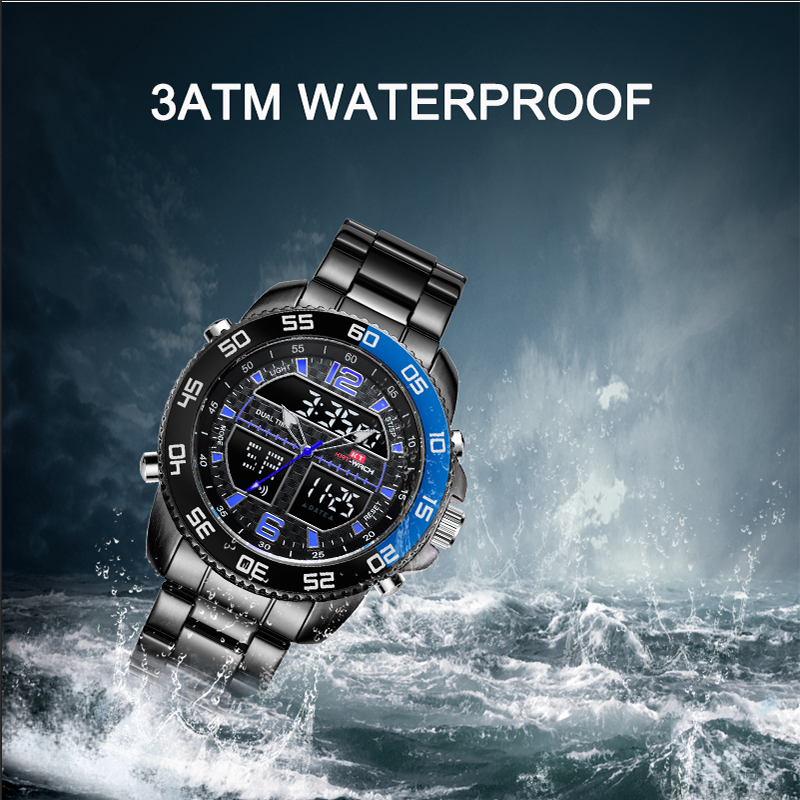 KAT-WACH Sports Watches Climbing Swim Clock Outdoor Sport